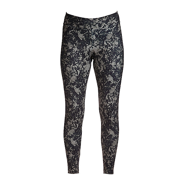 NILS Lindsay Print Leggings Womens Long Underwear Pants, Almondine Winter Winds Print, 600