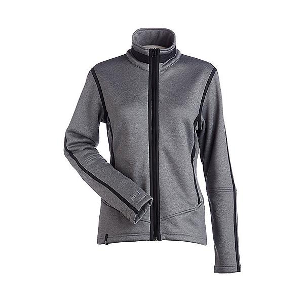 NILS Nancy Womens Mid Layer, Charcoal-Black, 600