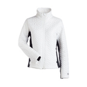 NILS Ellese Womens Jacket, White-Black, medium