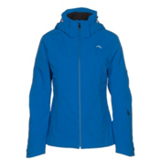 KJUS Layla Womens Insulated Ski Jacket, Malawi Blue, medium
