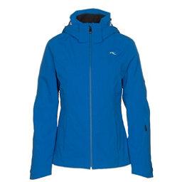 KJUS Layla Womens Insulated Ski Jacket, Malawi Blue, 256