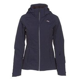 KJUS Layla Womens Insulated Ski Jacket, Atlanta Blue, 256