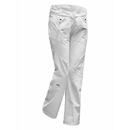 KJUS Formula Long Womens Ski Pants, White, 256