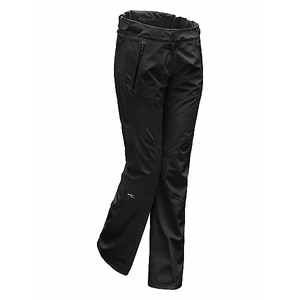 KJUS Formula Long Womens Ski Pants, Black, 600