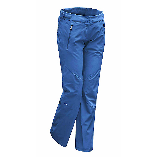 KJUS Formula Short Womens Ski Pants, Malawi Blue, 600