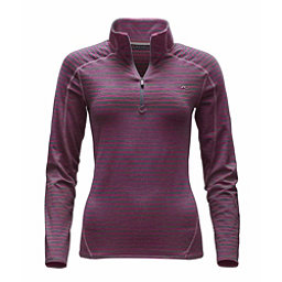 KJUS Trace Half-Zip Womens Mid Layer, Melange-Neon Pink, 256