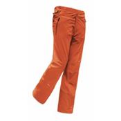 KJUS Formula Long Mens Ski Pants, K Orange, medium