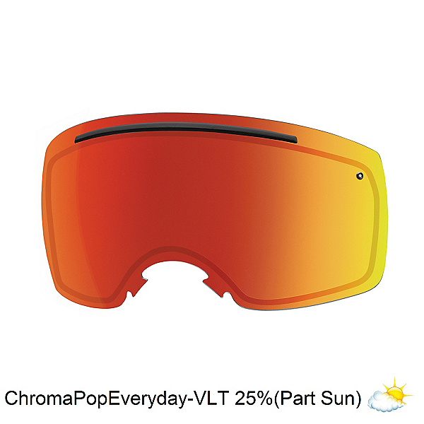 Smith I/O7 Replacement Lens Goggle Replacement Lens, Chromapop Everyday, 600