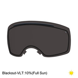 Smith I/O7 Replacement Lens Goggle Replacement Lens 2017, Blackout, 256