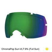 Smith I/OX Turbo Fan Goggle Replacement Lens 2017, Chromapop Sun, medium