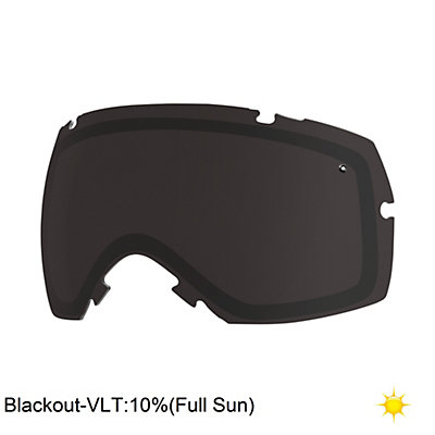 Smith I/OX Turbo Fan Goggle Replacement Lens 2017, Chromapop Sun, viewer