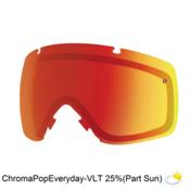 Smith I/0 Goggle Replacement Lens 2017, Chromapop Everyday, medium