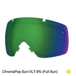 Smith I/0 Goggle Replacement Lens 2017, Chromapop Sun, 256