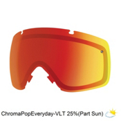 Smith I/OS Goggle Replacement Lens 2017, Chromapop Everyday, medium