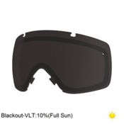 Smith I/OS Goggle Replacement Lens 2017, Blackout, medium