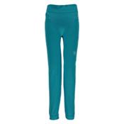 Spyder Crest Boxed Girls Long Underwear Bottom, Bluebird-White, medium