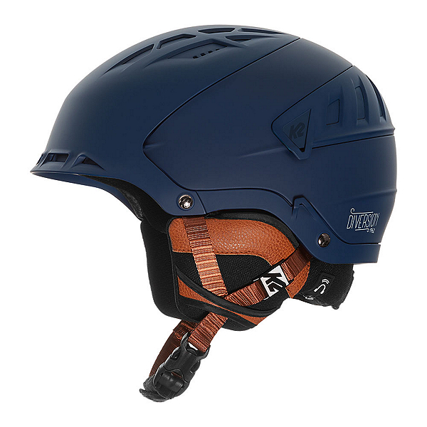 K2 Diversion Audio Helmet, Navy, 600