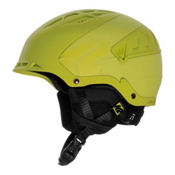 K2 Diversion Audio Helmet 2017, Electric Lime, medium