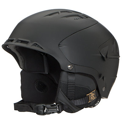 K2 Virtue Womens Audio Helmet 2017, Black, viewer