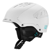 K2 Virtue Womens Audio Helmet 2018, White, medium