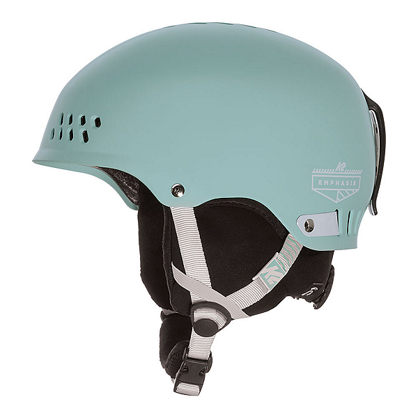 K2 Emphasis Womens Audio Helmet 2018, Mint, 600