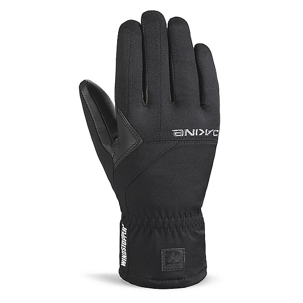 Dakine Zephyr Gloves, Black, 600