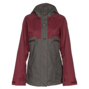 Dakine Northlands Womens Shell Ski Jacket, Shadow-Rosewood, medium