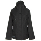 Dakine Northlands Womens Shell Ski Jacket, Black, medium
