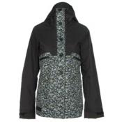 Dakine Northlands Womens Shell Ski Jacket, Black-Ripley, medium