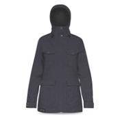Dakine Canyons Womens Shell Ski Jacket, Denim, medium