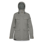 Dakine Canyons Womens Shell Ski Jacket, Jungle, medium