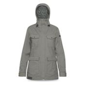 Dakine Canyons Womens Shell Ski Jacket, Jungle, medium