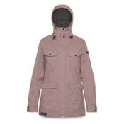 Dakine Canyons Womens Shell Ski Jacket, Rosewood, medium