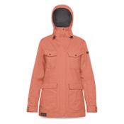 Dakine Canyons Womens Shell Ski Jacket, Sunset, medium