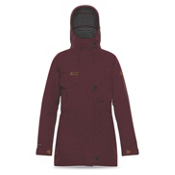 Dakine Linnton Womens Insulated Ski Jacket, Rosewood, medium