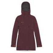 Dakine Linnton Womens Insulated Ski Jacket, Rosewood, medium