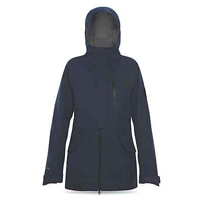 Dakine Redmond Womens Shell Ski Jacket, Midnight, viewer