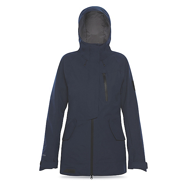 Dakine Redmond Womens Shell Ski Jacket, Midnight, 600