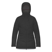 Dakine Lorimer Down Womens Insulated Ski Jacket, Black, medium