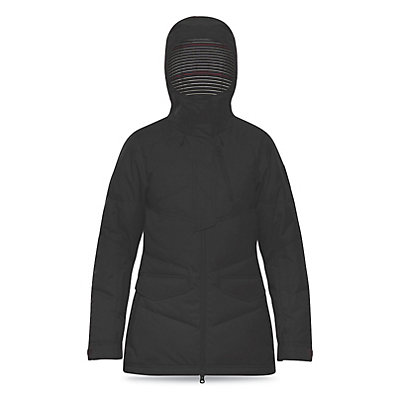 Dakine Lorimer Down Womens Insulated Ski Jacket, Black, viewer