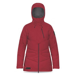 Dakine Lorimer Down Womens Insulated Ski Jacket, Scarlet, 256