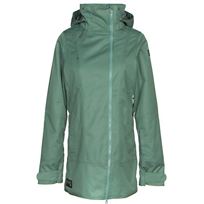 Dakine Kearns Womens Insulated Ski Jacket, Pine, viewer
