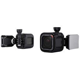 GoPro Low Profile Helmet Swivel Mount (for HERO Session cameras) 2018, ARSDM-001, 256