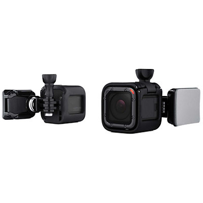 GoPro Low Profile Helmet Swivel Mount (for HERO Session cameras) 2017, ARSDM-001, viewer