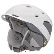 Smith Quantum MIPS Helmet 2018, Matte White Charcoal, medium