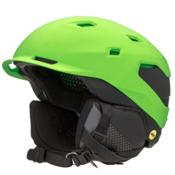 Smith Quantum MIPS Helmet 2018, Matte Reactor Black, medium