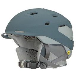Smith Quantum MIPS Helmet 2018, Matte Thunder Gray, 256
