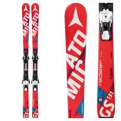 Atomic Redster FIS GS Jr. S Junior Race Skis with XTL 7 Bindings, , medium