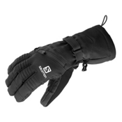 Salomon Tactile Gloves, Black, medium