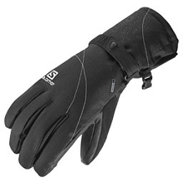 Salomon Propeller Dry Womens Gloves, Black, 256